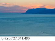 Купить «Castellammare del Golfo sea bay, Sicily, Italy», фото № 27341490, снято 17 июня 2017 г. (c) Юрий Брыкайло / Фотобанк Лори