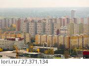 Modern residental areas in slovakian city Bratislava (2017 год). Стоковое фото, фотограф Яков Филимонов / Фотобанк Лори