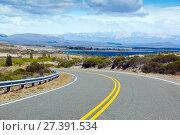 Купить «Views of Lago Buenos Aires, Patagonia, Argentina», фото № 27391534, снято 30 января 2017 г. (c) Яков Филимонов / Фотобанк Лори