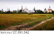 Купить «Spaso-Prilutsky Monastery in Vologda, Russia», фото № 27391542, снято 29 августа 2016 г. (c) Яков Филимонов / Фотобанк Лори