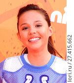 Купить «Nickelodeon's Kids's Choice Sports 2016 held at UCLA's Pauley Pavilion Featuring: Breanna Yde Where: Los Angeles, California, United States When: 14 Jul 2016 Credit: Adriana M. Barraza/WENN.com», фото № 27415662, снято 14 июля 2016 г. (c) age Fotostock / Фотобанк Лори
