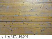 Старый неокрашенный сосновый пол. Фон. Стоковое фото, фотограф Наталья Гармашева / Фотобанк Лори