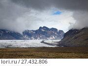 Купить «Skaftafellsjoekull Glacier Icland», фото № 27432806, снято 24 января 2018 г. (c) age Fotostock / Фотобанк Лори