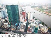 Купить «Saigon», фото № 27449734, снято 24 января 2018 г. (c) age Fotostock / Фотобанк Лори