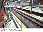 Купить «Sol railway station», фото № 27456738, снято 24 января 2018 г. (c) age Fotostock / Фотобанк Лори
