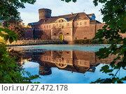 Купить «Spandau Citadel, Berlin, Germany», фото № 27472178, снято 24 мая 2016 г. (c) age Fotostock / Фотобанк Лори