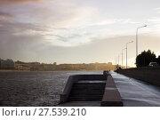 Cityscape of Saint-Petersburg (2017 год). Стоковое фото, фотограф Светлана Чуркина / Фотобанк Лори