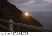 Купить «Makapuu Lighthouse Southwest Shore Oahu Haiwaii Nautical Maritime Beacon», фото № 27594754, снято 18 июня 2019 г. (c) PantherMedia / Фотобанк Лори