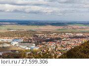 Купить «Bodetal im Herbst Harz», фото № 27599306, снято 23 июля 2019 г. (c) PantherMedia / Фотобанк Лори