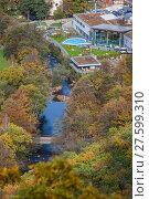 Купить «Bodetal im Herbst Harz», фото № 27599310, снято 23 июля 2019 г. (c) PantherMedia / Фотобанк Лори