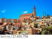 Купить «Panorama of Antananarivo», фото № 27605758, снято 18 февраля 2020 г. (c) easy Fotostock / Фотобанк Лори