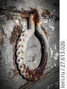Купить «Door handles vintage», фото № 27613026, снято 22 апреля 2019 г. (c) PantherMedia / Фотобанк Лори