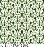 Купить «Mosaic seamless pattern», иллюстрация № 27615902 (c) PantherMedia / Фотобанк Лори