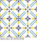 Купить «Seamless vector pattern», иллюстрация № 27615918 (c) PantherMedia / Фотобанк Лори