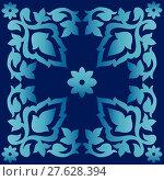 Купить «Antique ottoman turkish pattern vector design seventy two», иллюстрация № 27628394 (c) PantherMedia / Фотобанк Лори