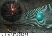 Купить «Sphere Drag Coefficient», фото № 27638574, снято 27 июня 2019 г. (c) PantherMedia / Фотобанк Лори
