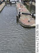 Купить «Canal Lock», фото № 27639166, снято 24 апреля 2019 г. (c) PantherMedia / Фотобанк Лори