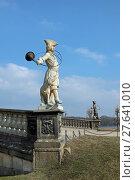 Купить «baroque locksmith sculptures sculptor putt», фото № 27641010, снято 27 июня 2019 г. (c) PantherMedia / Фотобанк Лори
