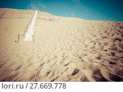 Купить «dune du pilat at 114 metres the highest sand dune in europe near arcachon gironde aquitaine france», фото № 27669778, снято 18 июля 2019 г. (c) PantherMedia / Фотобанк Лори