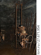Купить «mining in pöhla,erzgebirge,germany», фото № 27671954, снято 9 декабря 2019 г. (c) PantherMedia / Фотобанк Лори