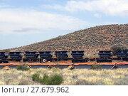 Купить «old nickel mine of Leonora», фото № 27679962, снято 24 октября 2018 г. (c) PantherMedia / Фотобанк Лори
