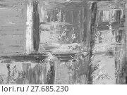 Купить «painted canvas, decorative painting, desaturated», фото № 27685230, снято 19 августа 2019 г. (c) PantherMedia / Фотобанк Лори