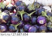 Купить «Fruit and Vegetable Market», фото № 27687654, снято 26 марта 2019 г. (c) PantherMedia / Фотобанк Лори