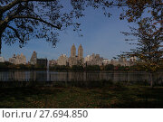 Купить «new york,united states of america», фото № 27694850, снято 20 сентября 2019 г. (c) PantherMedia / Фотобанк Лори