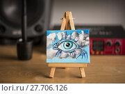 Купить «Miniature Surreal Art», фото № 27706126, снято 20 августа 2018 г. (c) PantherMedia / Фотобанк Лори