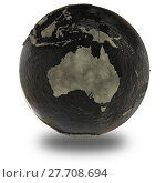 Купить «Australia on Earth of oil», фото № 27708694, снято 19 февраля 2019 г. (c) PantherMedia / Фотобанк Лори