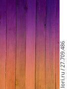 Купить «Gradient vertical wooden retro background», фото № 27709486, снято 20 октября 2018 г. (c) PantherMedia / Фотобанк Лори