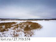 Купить «Beautiful winter landscape», фото № 27719574, снято 11 февраля 2017 г. (c) Валерий Смирнов / Фотобанк Лори