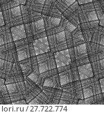 Купить «Intricate Geometric Background», фото № 27722774, снято 16 августа 2018 г. (c) PantherMedia / Фотобанк Лори