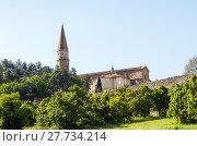 Кафедральный собор Ареццо. Италия (2014 год). Стоковое фото, фотограф Сергей Афанасьев / Фотобанк Лори