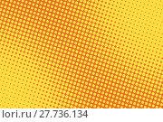 Купить «retro comic yellow background raster gradient halftone», фото № 27736134, снято 19 февраля 2019 г. (c) PantherMedia / Фотобанк Лори