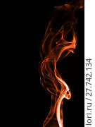 Купить «Capturing the smoke from an incense stick and changing the colours», фото № 27742134, снято 21 октября 2019 г. (c) PantherMedia / Фотобанк Лори