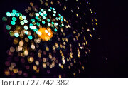 Купить «fireworks with tilt effect and bokeh», фото № 27742382, снято 24 октября 2018 г. (c) PantherMedia / Фотобанк Лори