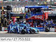 Купить «NASCAR: April 09 O'Reilly Auto Parts 500», фото № 27753022, снято 23 сентября 2018 г. (c) easy Fotostock / Фотобанк Лори