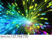 Купить «A light-emitting diode or LED are small, durable and need little power.», фото № 27794770, снято 22 февраля 2018 г. (c) PantherMedia / Фотобанк Лори