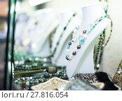 Купить «delicious decorations on store shelves», фото № 27816054, снято 16 октября 2017 г. (c) Татьяна Яцевич / Фотобанк Лори