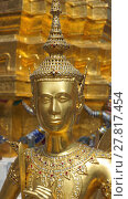 Купить «king palace in bangkok», фото № 27817454, снято 20 сентября 2018 г. (c) PantherMedia / Фотобанк Лори