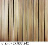 Купить «Vertical planking abstraction», фото № 27833242, снято 21 мая 2018 г. (c) PantherMedia / Фотобанк Лори