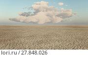 Купить «desert and cloud», фото № 27848026, снято 17 октября 2018 г. (c) PantherMedia / Фотобанк Лори