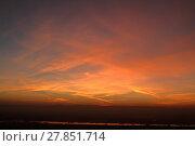 Купить «sunset in the sahara of egypt», фото № 27851714, снято 22 сентября 2019 г. (c) PantherMedia / Фотобанк Лори