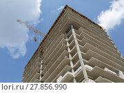 Купить «Building of flats», фото № 27856990, снято 23 мая 2019 г. (c) PantherMedia / Фотобанк Лори