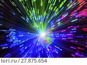 Купить «A light-emitting diode or LED are small, durable and need little power.», фото № 27875654, снято 18 сентября 2018 г. (c) PantherMedia / Фотобанк Лори