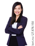 Купить «Businesswoman», фото № 27878150, снято 18 марта 2018 г. (c) PantherMedia / Фотобанк Лори