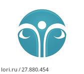Купить «Health Logo Template», иллюстрация № 27880454 (c) PantherMedia / Фотобанк Лори