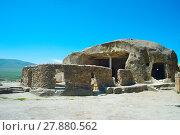 Купить «Famous Uplistsikhe cave. Georgian Republic», фото № 27880562, снято 16 июля 2019 г. (c) PantherMedia / Фотобанк Лори