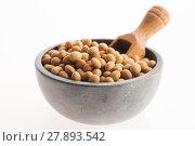 Купить «soya beans», фото № 27893542, снято 21 февраля 2018 г. (c) PantherMedia / Фотобанк Лори